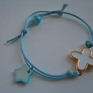 Bracelet blue star2