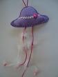 Mauve hat