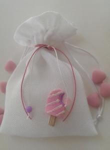 Ice cream pink